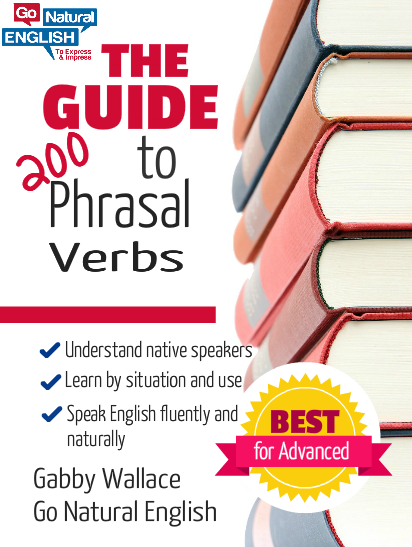 GNE Phrasal Verb Guide ebook cover